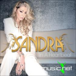 Sandra - In A Heartbeat (MCD) (2009)