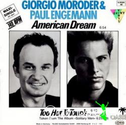 Giorgio Moroder & Paul Engemann - American Dream [12'' Maxi-Single]