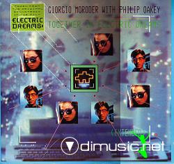 Giorgio Moroder With Philip Oakey - Together In Electric Dreams [12 Maxi-Single]