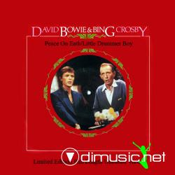 David Bowie & Bing Crosby - Peace on Earth - Little Drummer Boy [UK 12'' LTD Edition]