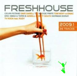 Fresh House 2009.1 (2009) / Minimal Techno Vol.5 (2009) / Licence to Dance (2009) / Dance Charts Pur 2009