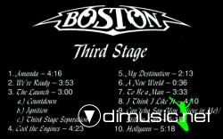 Boston - 1986 - ThirdStage (MFSL-Gold UD-CD 582) [FLAC]