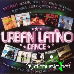 V.A. Urban Latino Dance (2009)