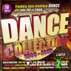 V.A.Dance Collection (1999 - 2008) 10 CD'S