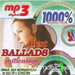 V.A. - 1000% Collection Best Ballads Millenium (100 Track's)