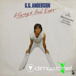 G.G.ANDERSON - ALWAYS and EVER (1981)