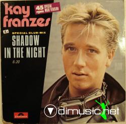 Kay Franzes - Shadow in the Night-Vinyl-1985