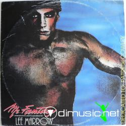 Lee Marrow - Mr. Fantasy-Vinyl-1986