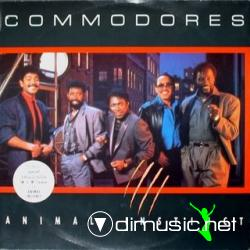 THE COMMODORES - ANIMAL INSTINCT (1985)