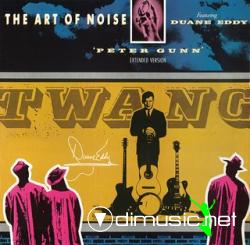 THE ART OF NOISE FEAT DUANE EDDY - PETER GUNN (1986)