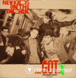 NEW KIDS ON THE BLOCK - YOU GOT IT (THE RIGHT STUFF) (1988)