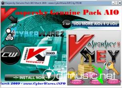 Kaspersky Genuine Pack AiO - March - 2009