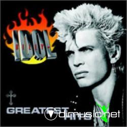 BILLY IDOL - HITS & REMIXES