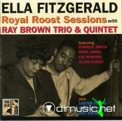 Ella Fitzgerald - Royal Roost Sessions 1948-49