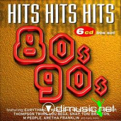 Various Artists - Hits Hits Hits 80s 90s