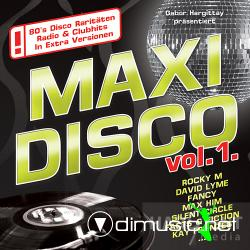 VA - Maxi Disco Vol 01 (2008)