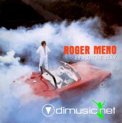 Cover Album of Roger Meno - The Singles Collection (Best Of 1985-88)