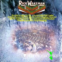 RICK WAKEMAN [1974] Journey To The Centre Of The Earth