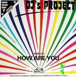 DJ's Project - Singles Collection 1985-87