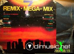 VA - Remix mega-mix 7
