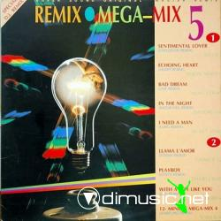 VA - Remix mega-mix 5