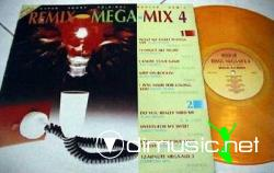 VA - Remix mega-mix 4