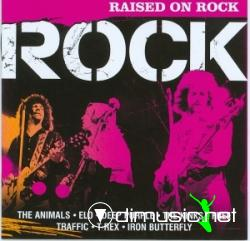 VA - Time Life: Rock Classics - Raised On Rock