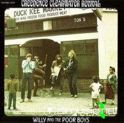 Creedence Clearwater Revival - WILLY AND THE POOR BOYS, 1969