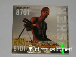 Usher-8701 (Special Edition)-(TW Retail)-2CD