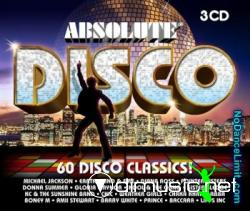 VA - Absolute Disco 3CDs