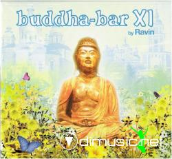 VA-Buddha-Bar XI by Ravin-2CD-2009