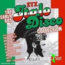 VA - Italo Disco Collection - The Early 80s