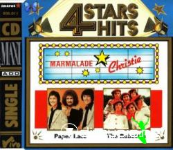 4 Stars - 4 Hits (The Rubettes / Marmalade...) (Maxi)