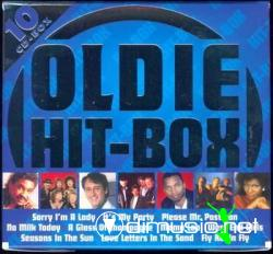 VA - Oldie Hit Box - (10 CDs) - 2009