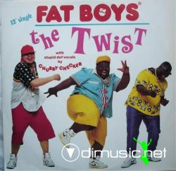 Chubby Checker & Fat Boys - The Twist (Vinylmaxi)