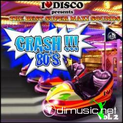 VA-I Love Disco Crash 80s Vol.2-2CD-2009