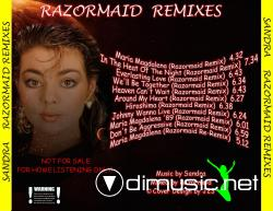 Sandra Razormaid Remixes