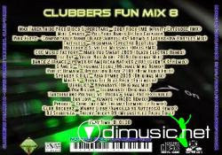 DevilFrank - Clubbers Fun Mix 8