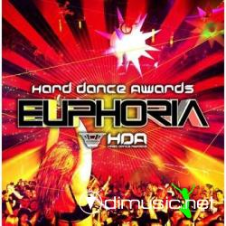 Euphoria Hard Dance Awards 2009