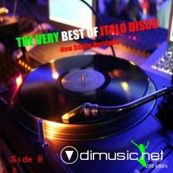 The Very Best Of Italo Disco - New Dance Versions Side B