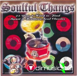 VA - Soulful Thangs Vol. 8 (Soul, R&B, Oldies)