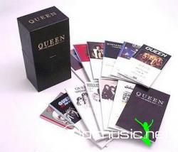 Queen - Cd Single Box (Japanese Retail)