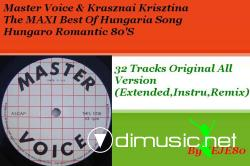 Master Voice & Krasznai Krisztina - The MAXI Best Of