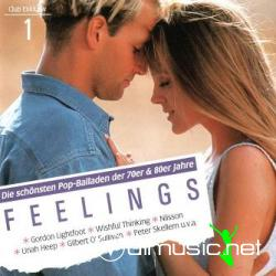 Feelings - Pop Ballads Collection 20cds
