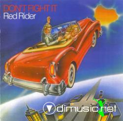Red Rider - Don't Fight It - 1979 (very good)