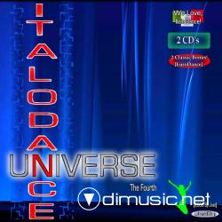 Italodance Universe [The Fourth] 2 CD'S
