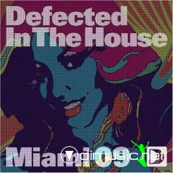 Defected In The House Miami 09 (2009)