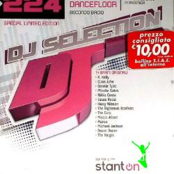 DJ Selection Vol 224 (Love In The Dancefloor Secondo Bacio) (2009)