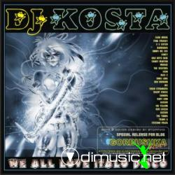 DJ Kosta - We All Love Italo Disco Mix