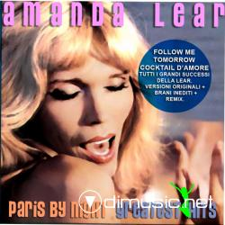 Amanda Lear - 2005 - Paris By Night: Greatest Hits